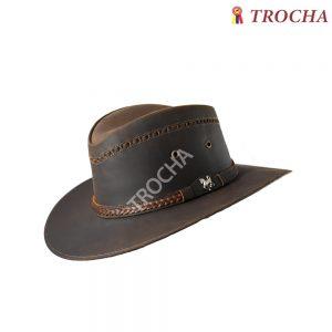 Sombrero Cuero Aussie