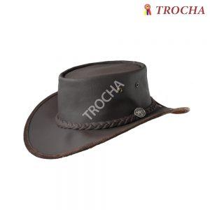 Sombrero en Cuero Australiano
